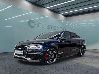 gebraucht Audi RS3 RS3Limousine S tronic 280km/h+PANO+B&O+NAVI