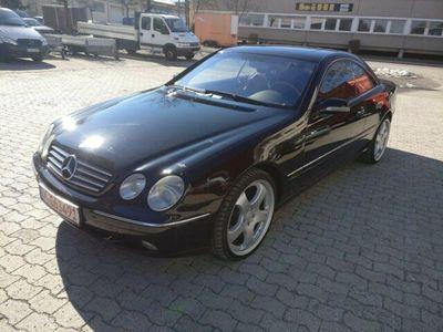 "gebraucht Mercedes 500 CL-Coupe1. Hand 20"" Carlsson"