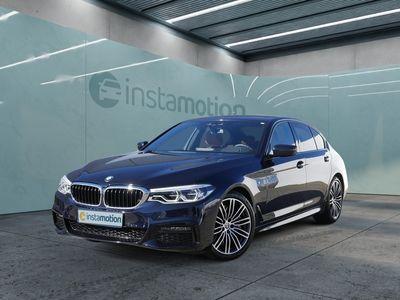 gebraucht BMW 540 540iA M-Sportpaket NAVI+HUD+H/K+MEM+eGSD+KAM+SHZ