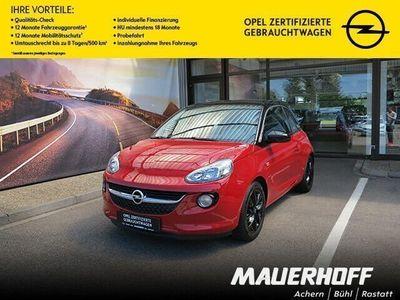 gebraucht Opel Adam Jam | Winterpaket | Tempomat | Parkpilot