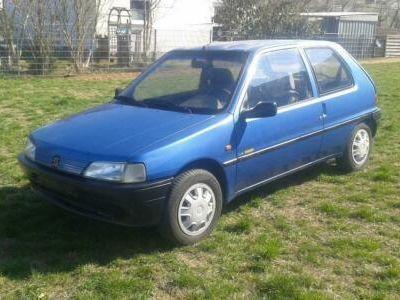 gebraucht Peugeot 106 PeugotTüv + ASU NEU,