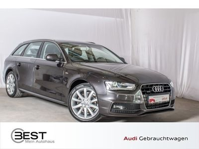 gebraucht Audi A4 2.0 TDI quattro S-Line Navi, Xenon+, PDC, Shz, GRA, LM