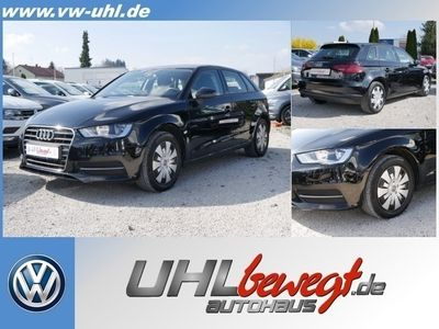 gebraucht Audi A3 Sportback Bluetooth Klima Einparkhilfe