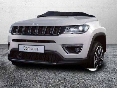 gebraucht Jeep Compass 1.4 s&s 4wd-AT 170PS Limited Navi P.assistent alu1