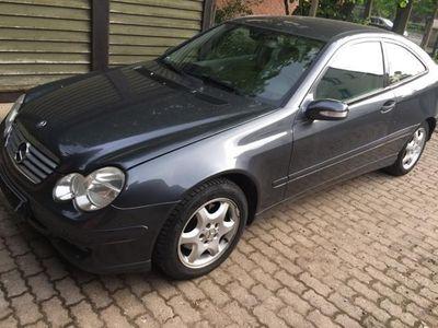 used Mercedes C230 Sportcoupe/Facelift/TÜV05/2020/ Leder/TÜV 04/2020