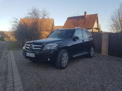 gebraucht Mercedes GLK350 4Matic 7G-TRONIC Edition 1