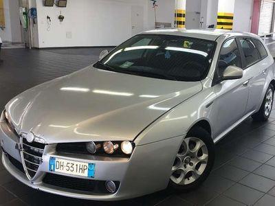 gebraucht Alfa Romeo 159 1.9 JTDm 16V Sportwagon