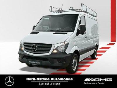 gebraucht Mercedes Sprinter 211 Kasten L1H1 AHK Radio Holzboden