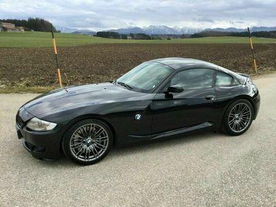gebraucht BMW Z4 M Coupe, techn./optisch top, gemessene 364PS