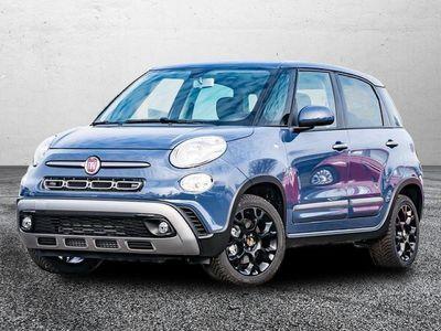 gebraucht Fiat 500L Cross 1,6 16V MJ PANORAMADACH+ RFK+ NAVI E6