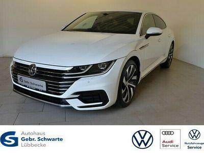 gebraucht VW Arteon 2.0 TDI DSG R-Line 4Motion AHK+ACC+NAVI