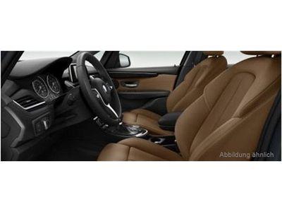 gebraucht BMW 218 Active Tourer d M Sport Sportpaket Navi LED