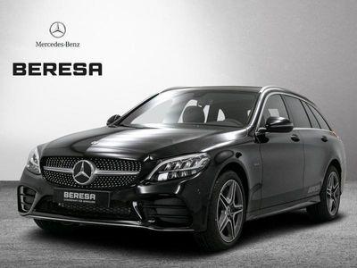 gebraucht Mercedes C300 de T AMG LED AHK Kamera Navi PDC