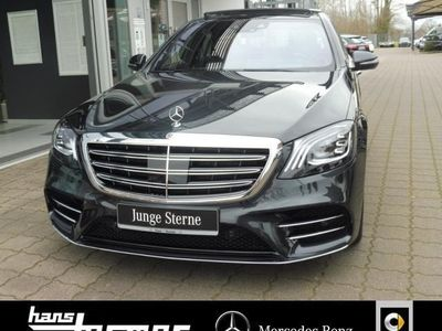 gebraucht Mercedes S400 d 4MATIC Limousine AMG-Line+Pano+Head-Up+