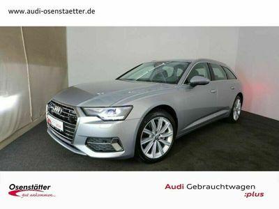 gebraucht Audi A6 Avant 45 TDI sport qu Navi+ Kamera AHK LED