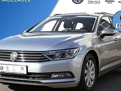 gebraucht VW Passat Variant 1.6 TDI Trendline Klima Navi PDC