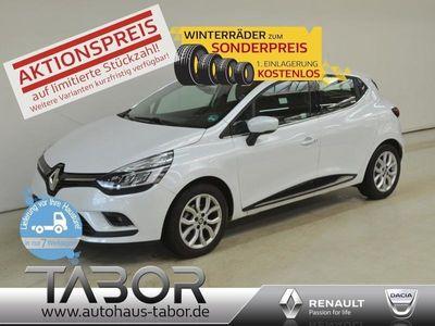gebraucht Renault Clio IV 0.9 TCe 90 Intens TechnoP CityP R-Link