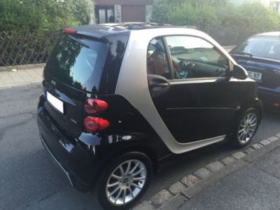 gebraucht Smart ForTwo Coupé softouch pure micro hybri...