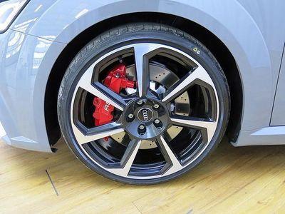 gebraucht Audi TT RS Coupe 2.5 TFSI quattro Matrix Navi 280km h - Leder,Klima,Sitzheizung,Alu,Servo,