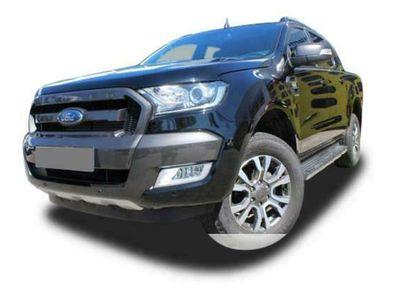 gebraucht Ford Ranger RangerDoppelkabine 4x4 Wildtrak