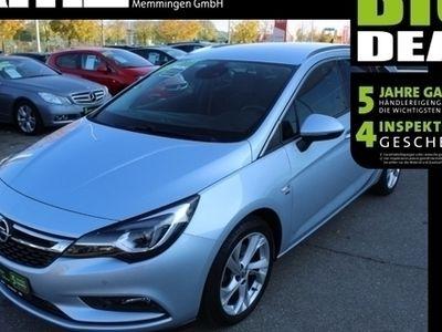 gebraucht Opel Astra 1.6 BiTurbo CDTI Innovation *Navi*Kamera