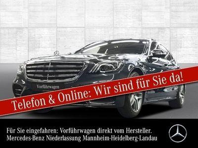 gebraucht Mercedes S400 d 4M AMG designo 360° Airmat Stdhzg Pano