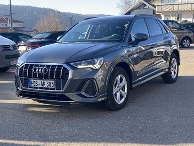gebraucht Audi Q3 S line 40 TDI quattro 140(190) kW(PS) S tronic