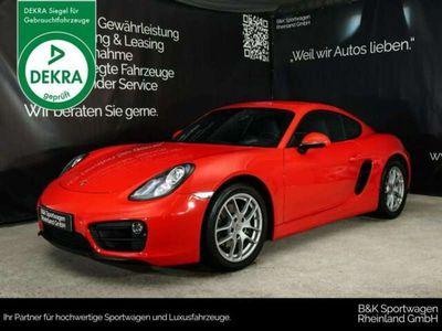 gebraucht Porsche Cayman NAVI/SITZHEIZUNG/SOUND+/PDC