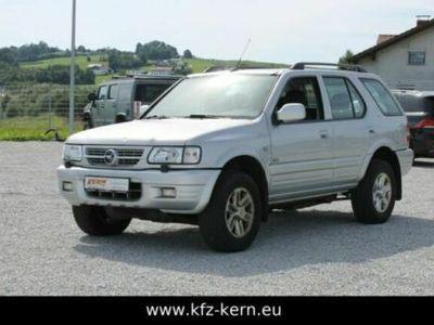 gebraucht Opel Frontera 2.2 16V 4 x 4, LIMITED, NAVI, ALLRAD