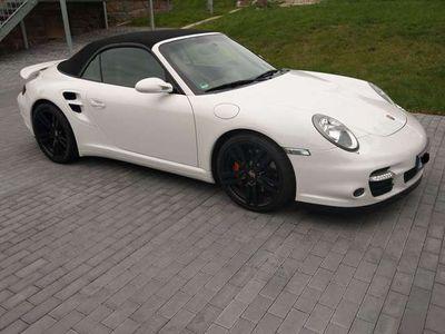 gebraucht Porsche 911 Turbo Cabriolet Tiptronic S