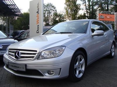 gebraucht Mercedes CLC220 CDI DPF Automatik Navi Leder GRA