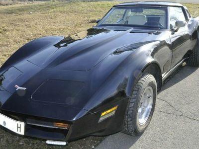 corvette c3 gebraucht kaufen 33 autouncle. Black Bedroom Furniture Sets. Home Design Ideas