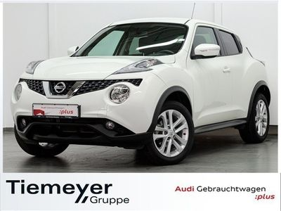 gebraucht Nissan Juke 1.2 DIG-T ACENTA 4x2 NAVI KAMERA KLIMA