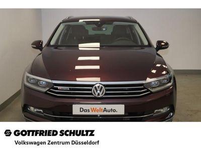 gebraucht VW Passat Variant Highline 2.0 TDI DSG 4-Motion Anschlussgarantie 3 Jahre, max. 100.000 km - Klima,Sitzheizung,Alu,Standheizung,