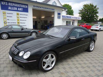 gebraucht Mercedes 500 CL-Coupe Klima, Comand, Leder