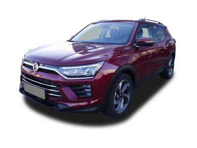 gebraucht Ssangyong Korando 1.6 Diesel