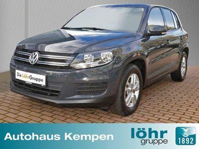 gebraucht VW Tiguan 1.4 TSI Trend&Fun Navi Klima Sitzheizung