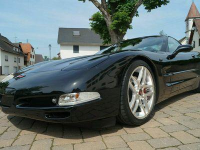 gebraucht Corvette C5 Targa/EU-Modell/Handschalter/Ruf Felgen