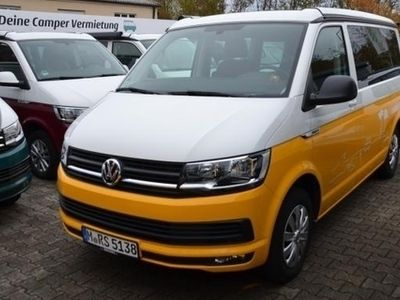 gebraucht VW California T6Beach Edition Karosserie/Aufbau: Caravan 110 kW...