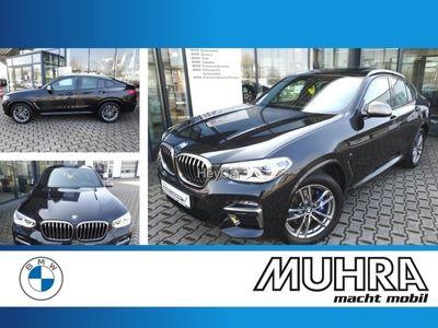 gebraucht BMW X4 M40 d HiFi