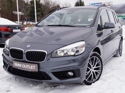 gebraucht BMW 218 Gran Tourer d Sport Line Sport Aut. Klimaaut.