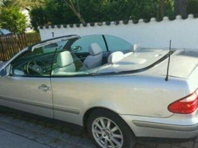 gebraucht Mercedes CLK230 MBKompressor Sport als Cabrio