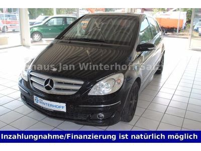 gebraucht Mercedes B150 B-Klasse