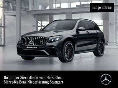 gebraucht Mercedes GLC63 AMG AMG S 4M Driversp Perf-Abgas Perf-Lenk 9G