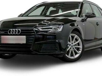 gebraucht Audi A4 A4Avant 2.0 TDI Q 2x S LINE LED NAVI LM18 SOUNDSYS