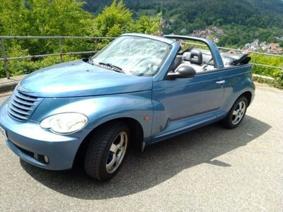 gebraucht Chrysler PT Cruiser Cabrio 2.4 Limited