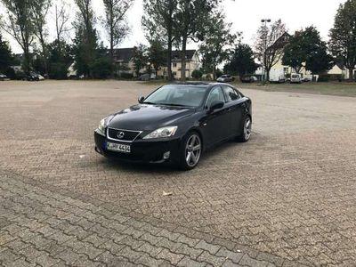 gebraucht Lexus IS250 Aut. Luxury Line