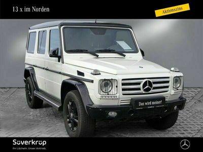 gebraucht Mercedes G350 BlueTEC Edition 35/Xenon/Distronic/AHK/