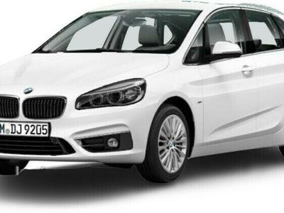 gebraucht BMW 220 Active Tourer 220 Active Tourer Luxury Line Aut. Klimaaut.