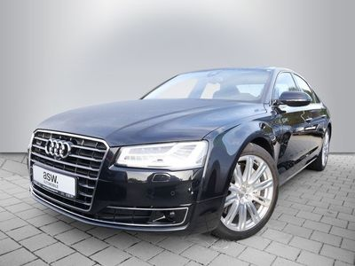 gebraucht Audi A8 Limousine 4.2 TDI quattro tiptronic Luft/Air